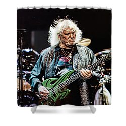 Chris Squire From Yes Shower Curtain