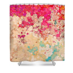 Christian Art- Hebrews 6 19. Hope The Anchor Of Our Souls Shower Curtain