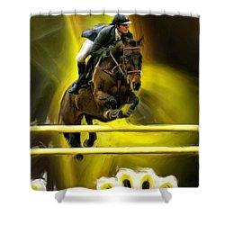 Christian Heineking On River Of Dreams Shower Curtain