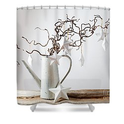 Christmas Decorarion Shower Curtain