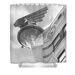 Chrysler Building 4 Shower Curtain