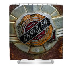 Chrysler Shower Curtain by Jean Noren