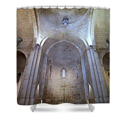 Church Of St. Anne Shower Curtain by Stephen Stookey