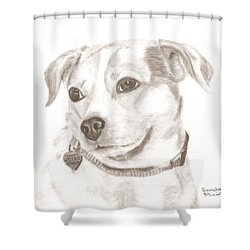 Cille  Shower Curtain