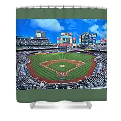 Citi Field Shower Curtain