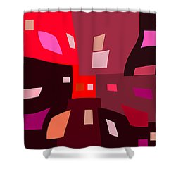 City Night Shower Curtain