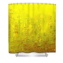 City Of Joy 2013 Shower Curtain