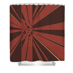 Civilities Shower Curtain