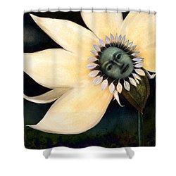 Claire De Bloom Shower Curtain