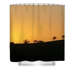 Clarkes Road Shower Curtain