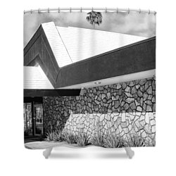 Classic Ace Shower Curtain by William Dey