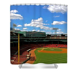 Classic Fenway I  Fenway Park Shower Curtain