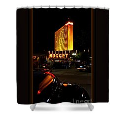 Classic Reflections Shower Curtain