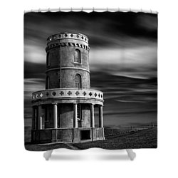 Clavell Tower Shower Curtain