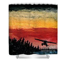 Clearance  Shower Curtain