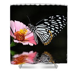 Cliche Shower Curtain by Lois Bryan