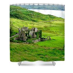 Clifden Castle Shower Curtain