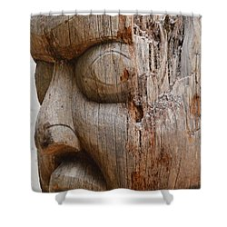 Climate Mind Changer Shower Curtain by Brian Boyle