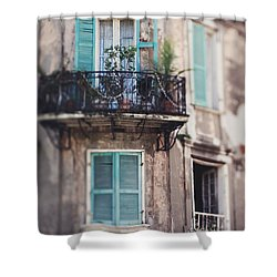 Close Your Eyes And Dream Shower Curtain
