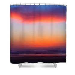Cloud Hold The Sun Shower Curtain