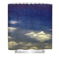 Cloud Nine Shower Curtain