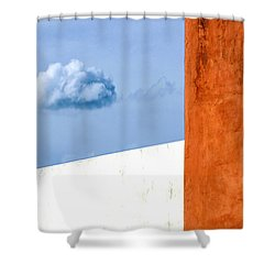 Cloud No 9 Shower Curtain
