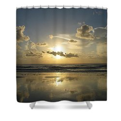 Clouds Across The Sun 2 Shower Curtain