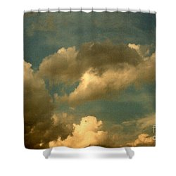Clouds Of Yesterday Shower Curtain
