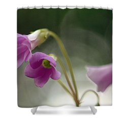Clover Bells Shower Curtain