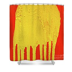 Shower Curtain featuring the photograph Clyde by CML Brown