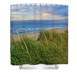 Coast Guard Beach Cape Cod Shower Curtain