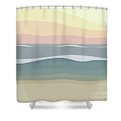 Coast Shower Curtain