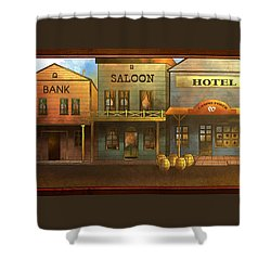 Coloma Shower Curtain