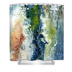 Color Harmony 10s Shower Curtain