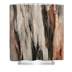 Color Harmony 21 Shower Curtain