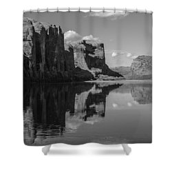 Colorado Currents Shower Curtain