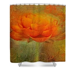 Colorful Impressions Shower Curtain