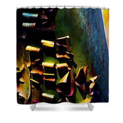 Shower Curtain featuring the photograph Appealing Nature by Yulia Kazansky