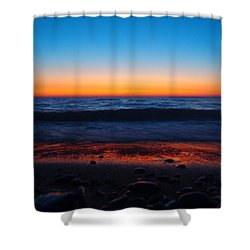 Colorful Twilight Shower Curtain