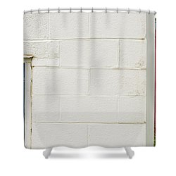 Colors Shower Curtain by Brian Duram