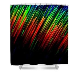 Colour My World Shower Curtain