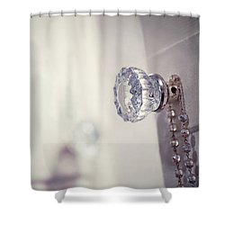 Shower Curtain featuring the photograph Come Early Morning by Trish Mistric