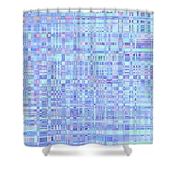 Comfort Quilt Shower Curtain
