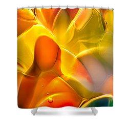 Companionship Shower Curtain by Omaste Witkowski