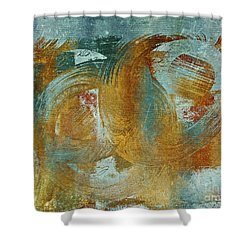 Composix 02a - V1t27b Shower Curtain