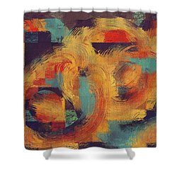 Composix - 033100100ac2t Shower Curtain by Variance Collections