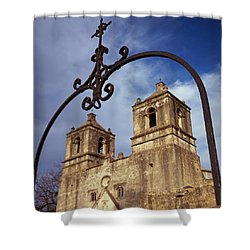 Concepcion Well Shower Curtain