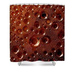 Condensation Shower Curtain