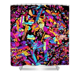 Confetti Canon Ball Shower Curtain