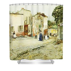 Confirmation Day Shower Curtain by Childe Hassam